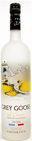 Grey Goose Vodka le Citron